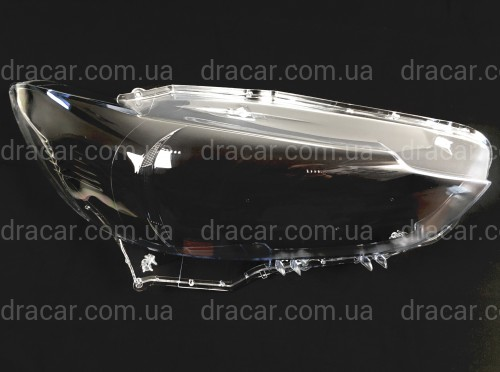 Стекло фары Mazda 6 2013-2016 (правое)  артикул 5635